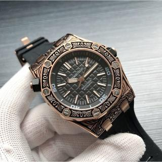 AUDEMARS PIGUET - 早い者勝ち!極美品 AUDEMARS PIGUET 腕時計 自動巻き