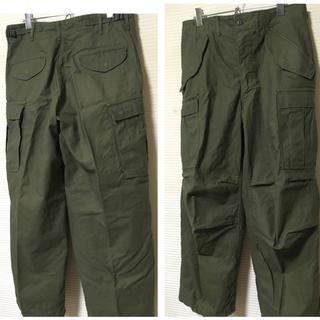 エンジニアードガーメンツ(Engineered Garments)の60s US ARMY M65 カーゴパンツ(ワークパンツ/カーゴパンツ)
