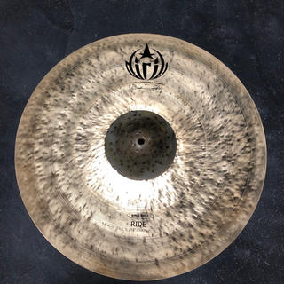 Diril  Cymbals RAW BELL RIDE 21'' 中古(シンバル)
