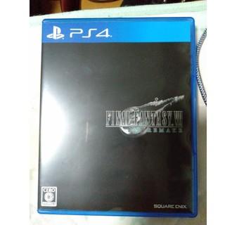 プレイステーション4(PlayStation4)のファイナルファンタジーVII リメイク PS4(家庭用ゲームソフト)