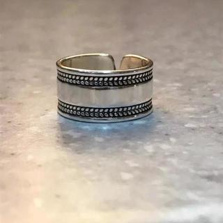 インディアンジュエリー シルバーリング(リング(指輪))