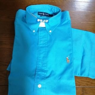 ポロラルフローレン(POLO RALPH LAUREN)のラルフローレン 半袖シャツ L スカイブルー(シャツ)