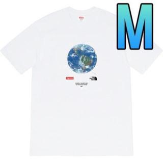 シュプリーム(Supreme)のSupreme The North Face TNF One World Tee(Tシャツ/カットソー(半袖/袖なし))