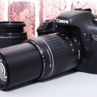 キヤノン(Canon)の★大人気★Canon 7D ダブルレンズ キャノン(デジタル一眼)