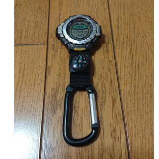 カシオ(CASIO)のCASIO PROTREK PRT-350 カラビナ仕様(腕時計(デジタル))
