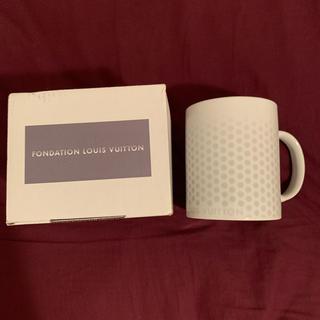 ルイヴィトン(LOUIS VUITTON)の新品未使用 FONDATION LOUIS VUITTON マグカップ(グラス/カップ)
