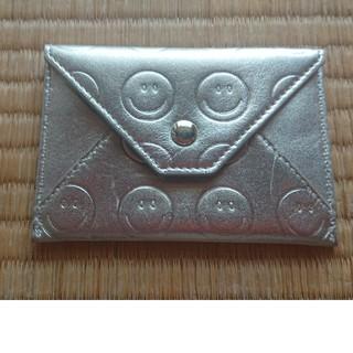 BEAMS - ひろさん専用☺️BEAMS カードケース・革製・ゴールド