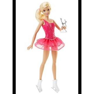 バービー(Barbie)のバービー スケーターBarbie Careers Ice Skater(ぬいぐるみ/人形)
