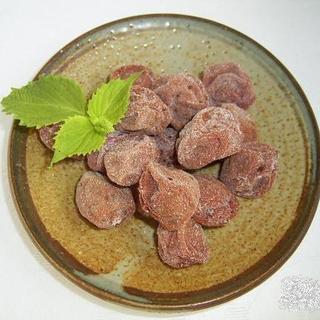 カラカラの干し梅500g★無添加★海外に、お茶漬けに★熱中症予防 国産(漬物)