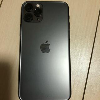 Apple - iPhone 11 Pro スペースグレイ ジャンク品