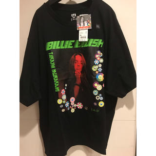ユニクロ(UNIQLO)の【3XL】ビリーアイリッシュ × 村上隆 ×UNIQLO Tシャツ(Tシャツ/カットソー(半袖/袖なし))