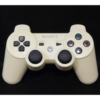 プレイステーション3(PlayStation3)のPS3 純正 コントローラー ホワイト DUALSHOCK3   7(家庭用ゲーム機本体)