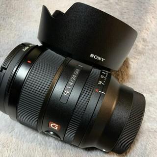 ソニー(SONY)の美品 fe24mm f1.4 gm SEL24F14GM(レンズ(単焦点))