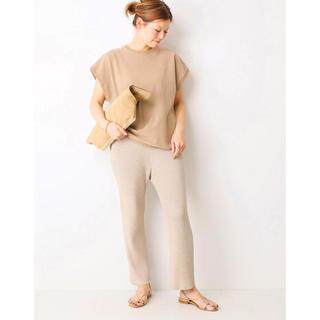 ドゥーズィエムクラス(DEUXIEME CLASSE)の新品タグ付 ドゥーズィエムクラス  Fine Tシャツ(Tシャツ(半袖/袖なし))
