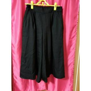 しまむら - 両ポケットあり ブラックLサイズ