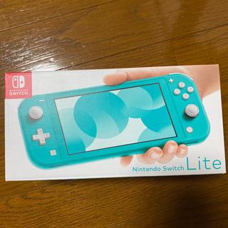 Nintendo Switch - Nintendo Switch Lightニンテンドースイッチライト ターコイズ