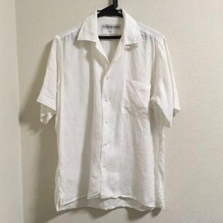 インディヴィジュアライズドシャツ(INDIVIDUALIZED SHIRTS)のインディヴィジュアライズドシャツのリネン開襟シャツ米国製アメリカ製(シャツ)