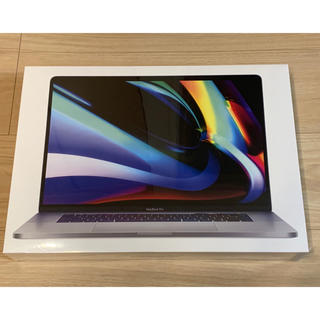 Mac (Apple) - 【新品】MacBookPro 16インチ 2.3GHz 1TB MVVK2J/A