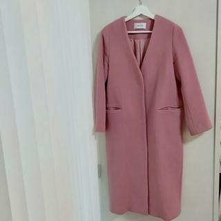 FRAY I.D - フレイアイディー、ピンクコート美品