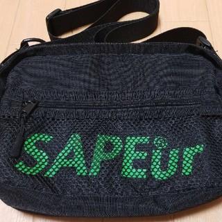 シュプリーム(Supreme)のサプール  SAPEur ショルダーバッグ 美品(ショルダーバッグ)