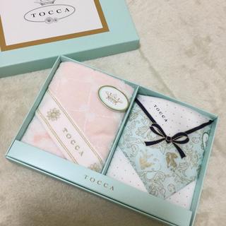 TOCCA - 【新品未使用】TOCCA ハンカチーフ&ハンドタオルセット