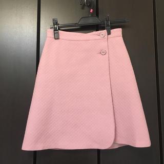 ジルスチュアート(JILLSTUART)のジルスチュアートスカート(ミニスカート)