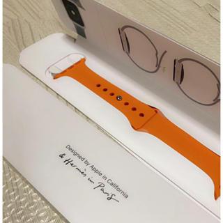 アップルウォッチ(Apple Watch)のHERMES エルメス Apple Watch 40(腕時計)