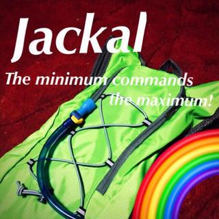 ❇️【Jackal】実用性たる最高峰☆‼️新品未使用品‼️ハイドレーションバック(バッグパック/リュック)