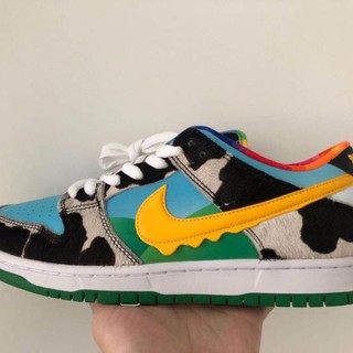 NIKE - 26.5cm Nike Dunk Low Ben Jerry's SB