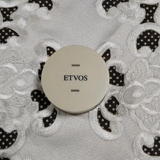 エトヴォス(ETVOS)のETVOS エトヴォス ナイトミネラルファンデーション(フェイスパウダー) (フェイスパウダー)