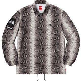 シュプリーム(Supreme)のSupreme®/TNF Snakeskin Coaches Jacket(ナイロンジャケット)