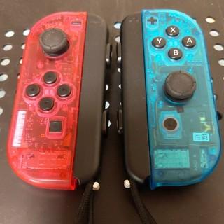 ニンテンドースイッチ(Nintendo Switch)のSwich ジョイコン joy con カスタム 外装新品 中古(家庭用ゲーム機本体)