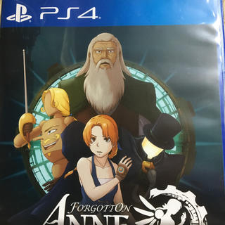プレイステーション4(PlayStation4)のフォーゴットンアン(家庭用ゲームソフト)