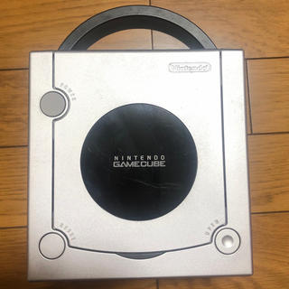Nintendoゲームキューブ(家庭用ゲーム機本体)