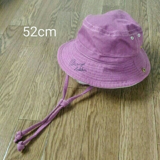 ハッカキッズ(hakka kids)のキッズ帽子 52cm (帽子)