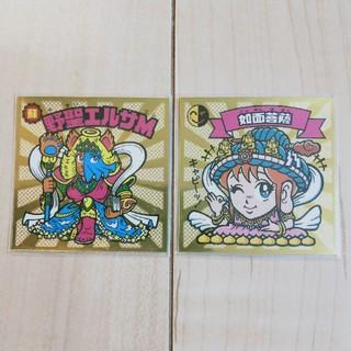ビックリマンオールスターシール 天使2枚セット(その他)