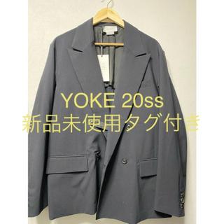 SUNSEA - YOKE ヨーク 20SS ジャケット