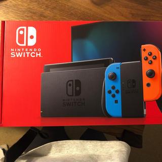 ニンテンドースイッチ(Nintendo Switch)のNintendo Switch 任天堂スイッチ ニンテンドースイッチ 本体 新型(家庭用ゲーム機本体)