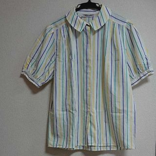 ナラカミーチェ(NARACAMICIE)のナラカミーチェ  半袖ボタンシャツ(シャツ/ブラウス(半袖/袖なし))