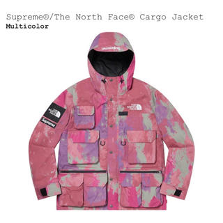 Supreme - Supreme North Face Cargo Jacket マルチ L