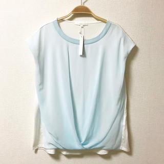 アナイ(ANAYI)の新品 ANAYI  カットソー (Tシャツ/カットソー(半袖/袖なし))