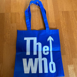 The Who トートバッグ(トートバッグ)