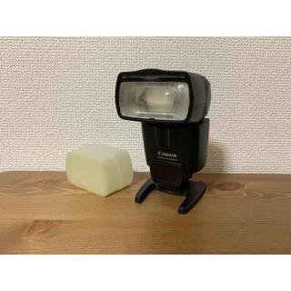 キヤノン(Canon)の⭐︎美品 Canon スピードライト 430EXⅡ(ストロボ/照明)