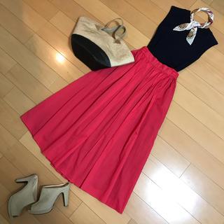 アングローバルショップ(ANGLOBAL SHOP)のアングローバルショップ スカート フレアスカート (ロングスカート)
