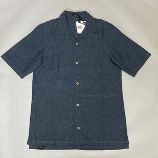 デンハム(DENHAM)のDENHAM デンハム 正規品 CAMP SHIRT CLCH キャンプシャツ(シャツ)