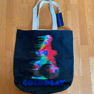 COLDPLAY トートバッグ(トートバッグ)