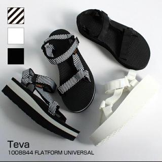 Teva - テバ  厚底 サンダル 24