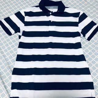 ユニクロ(UNIQLO)の【美品】UNIQLO ポロシャツ(ポロシャツ)