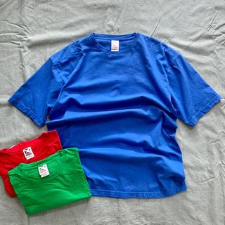 CROSS Ultra Cotton 6.1oz Plain T-Shirts(Tシャツ/カットソー(半袖/袖なし))