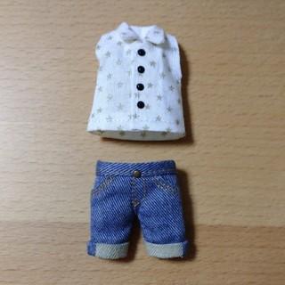 オビツ11 ノースリーブシャツ ハーフパンツ(その他)